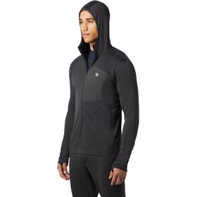 Mountain Hardwear Type 2 Fun Sweat-shirt à capuche Zip 3/4 Homme, void